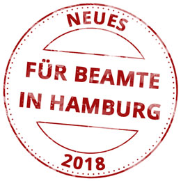 Beamte in Hamburg